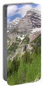 Elk Mountains Portable Battery Charger by Eric Glaser