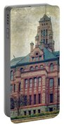 Ellis County Courthouse Portable Battery Charger