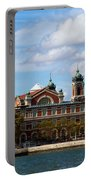 Ellis Island Portable Battery Charger
