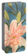 Elodie Lily Portable Battery Charger