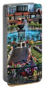 Elvis Presley Burial Site Portable Battery Charger
