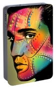Elvis Presley Portable Battery Charger