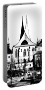 Emauzy - Benedictine Monastery Portable Battery Charger