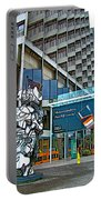 Embarcadero Buildings In San Francisco-california  Portable Battery Charger