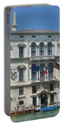 Embassy Building Venice Italy Portable Battery Charger