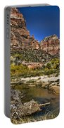 Emeral Pools Trail - Zion Portable Battery Charger