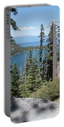 Emerald Bay Vista Portable Battery Charger