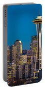 Emerald City Evening Portable Battery Charger
