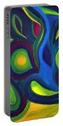 Emerald Dreams Portable Battery Charger