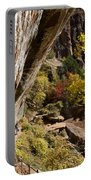 Emerald Falls Zion National Park Portable Battery Charger