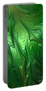 Emerald Flow Portable Battery Charger