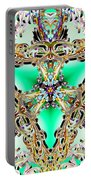 Emerald Key Portable Battery Charger