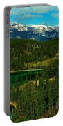 Emerald Lake - Yukon Portable Battery Charger
