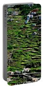 Emerald Madeira Terraces Portable Battery Charger