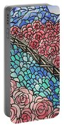 Emerald River Roses Portable Battery Charger