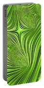 Emerald Scream Portable Battery Charger