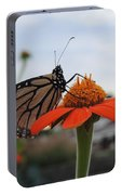 Emerging Monarch Portable Battery Charger