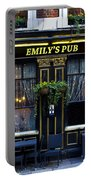 Emily's Pub Portable Battery Charger