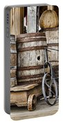 Emptied Barrels Portable Battery Charger