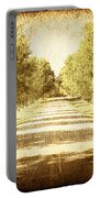 Empty Road Portable Battery Charger