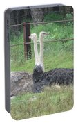 Emu Birds Portable Battery Charger