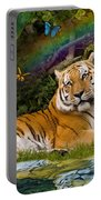 Enchaned Tigress Portable Battery Charger