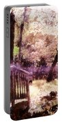 Enchanted Forest Portable Battery Charger