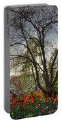 Enchanted Garden Portable Battery Charger