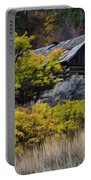 Enchanted Spaces Cabin In The Woods 2 Portable Battery Charger