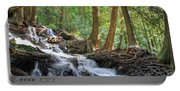 Enchanted Wood Portable Battery Charger