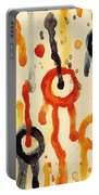Encounters 2 Portable Battery Charger by Amy Vangsgard