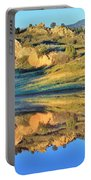 End Of Summer Reflections 2 Portable Battery Charger