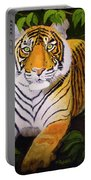 Endangered Bengal Tiger Portable Battery Charger