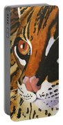 Endangered - Ocelot Portable Battery Charger