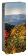 Endless Autumn Mountains Portable Battery Charger