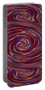 Energy Euphoria Wave Art Suitable For Large Format Prints Digital Graphic Signature   Art  Navinjosh Portable Battery Charger