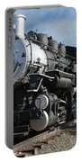 Engine 4455 In The Colorado Railroad Museum Portable Battery Charger