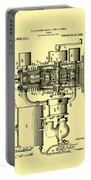 Engine Patent 1920 Portable Battery Charger