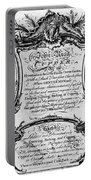 England: Cupper, 1700s Portable Battery Charger