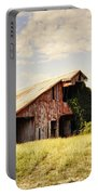Englewood Barn Portable Battery Charger by Cricket Hackmann