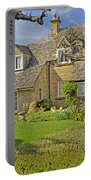 English Cottage Portable Battery Charger