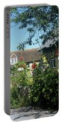 English Country Cottage Portable Battery Charger