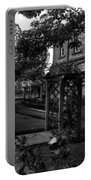 English Country Garden And Mansion - Series II Portable Battery Charger