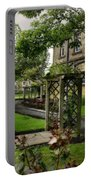 English Country Garden And Mansion - Series IIi. Portable Battery Charger