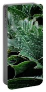 English Country Garden - Series V Portable Battery Charger by Doc Braham
