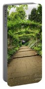 English Country Garden Portable Battery Charger