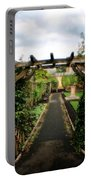 English Country Gardens - Series IIi Portable Battery Charger