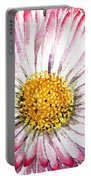 English Daisy Portable Battery Charger