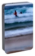 enjoy the ocean I Portable Battery Charger