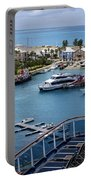 Enjoying The Harbor View Portable Battery Charger